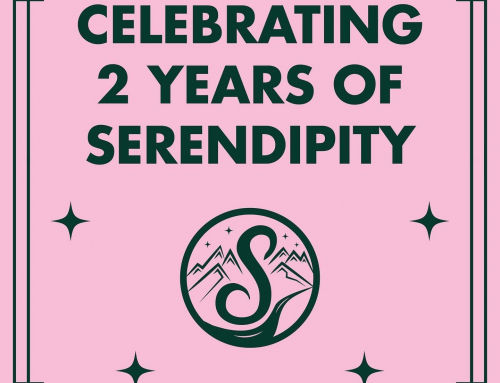 CELEBRATING 2 YEARS OF SERENDIPITY